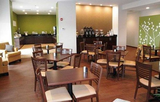 Restaurante Sleep Inn & Suites Belmont / St. Clairsville