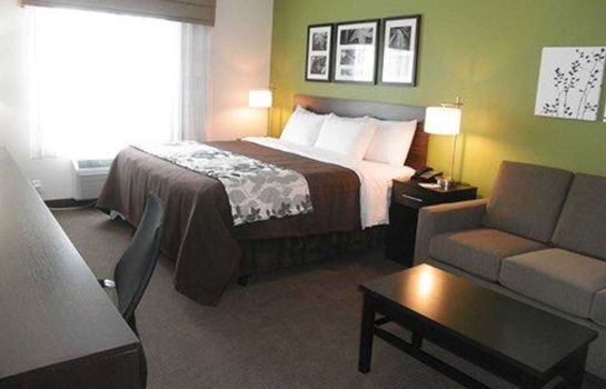 Suite Sleep Inn & Suites Belmont / St. Clairsville