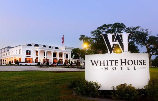 Vista esterna an Ascend Hotel Collection Member White House Hotel