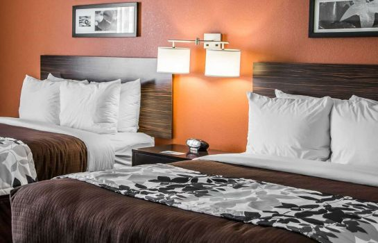 Zimmer Sleep Inn and Suites Blackwell I-35