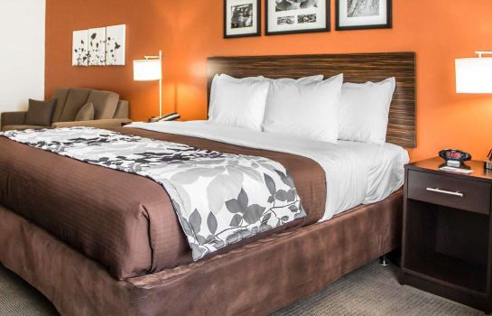 Chambre Sleep Inn and Suites Blackwell I-35