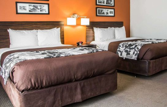 Chambre Sleep Inn & Suites Blackwell