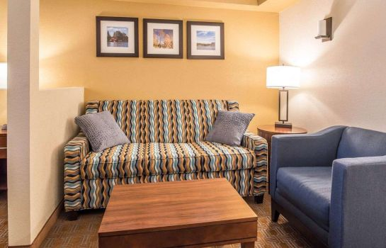 Suite Comfort Inn and Suites Brattleboro I-91
