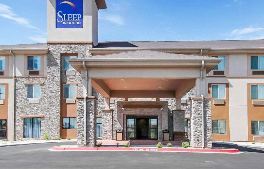 Exterior view Sleep Inn & Suites Carlsbad