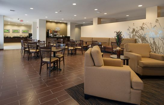 Hol hotelowy Sleep Inn and Suites Carlsbad