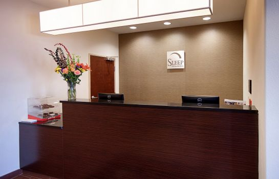 Hotelhal Sleep Inn & Suites Carlsbad