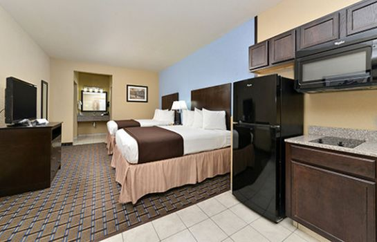Zimmer Quality Inn & Suites Carrizo Springs