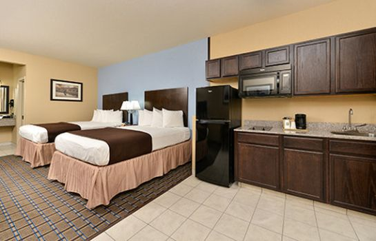 Room Quality Inn & Suites Carrizo Springs
