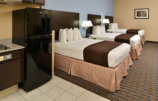 Habitación Quality Inn & Suites Carrizo Springs