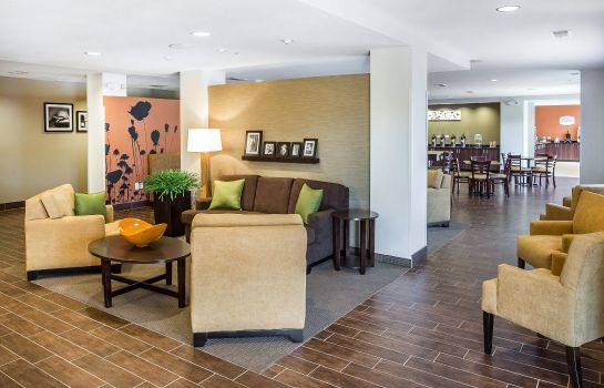 Lobby Sleep Inn Cartersville - Emerson Lake Point