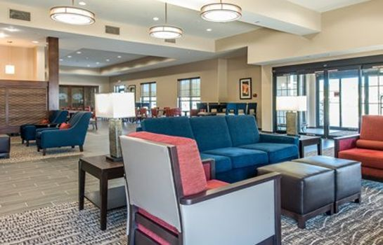 Hol hotelowy Comfort Suites near Rainbow Springs