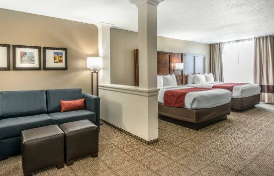 Zimmer Comfort Suites near Rainbow Springs