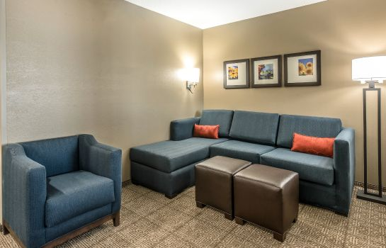 Chambre Comfort Suites near Rainbow Springs