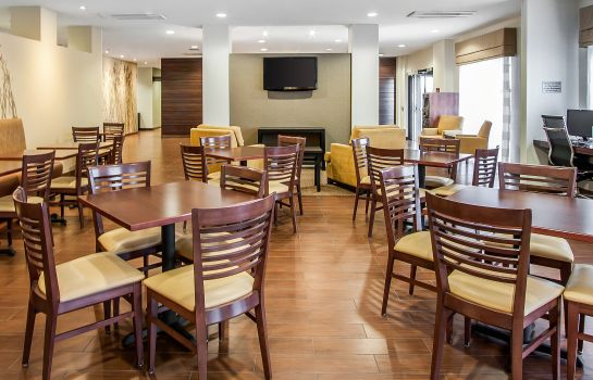 Restaurante Sleep Inn & Suites Grand Forks