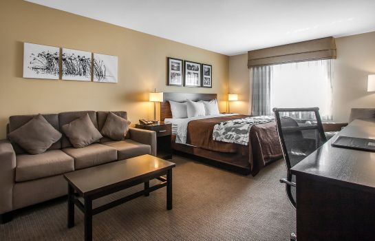 Suite Sleep Inn & Suites Grand Forks