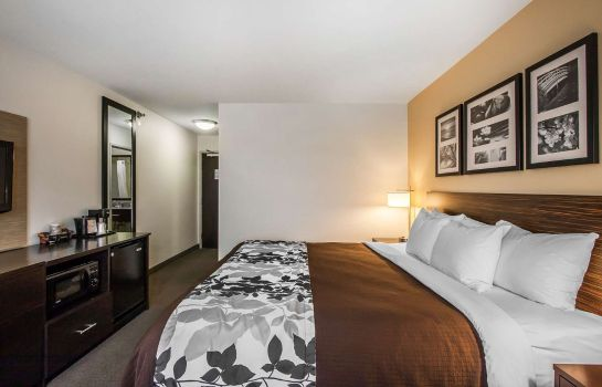 Chambre Sleep Inn and Suites Alerus Center