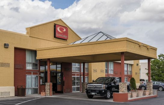 Außenansicht Econo Lodge Grand Junction