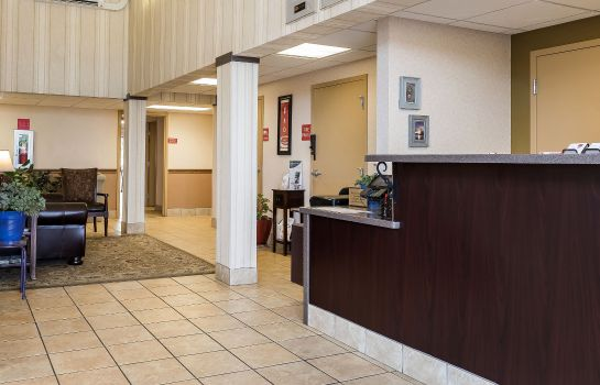 Hotelhalle Econo Lodge Grand Junction