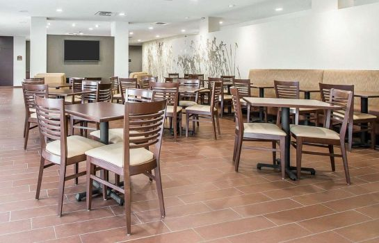 Restaurante Sleep Inn & Suites Hannibal
