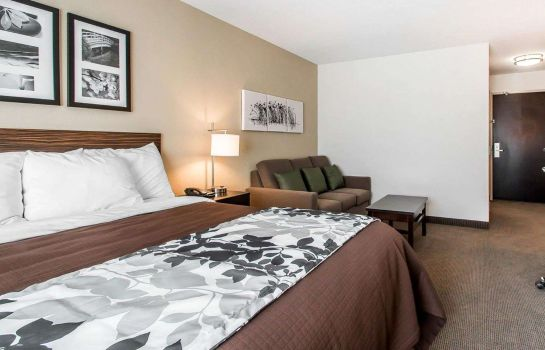 Suite Sleep Inn & Suites Hannibal