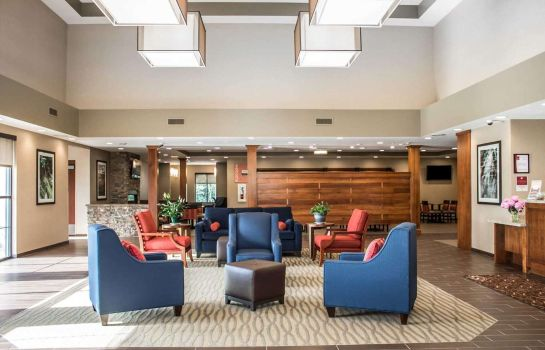Lobby Comfort Suites Hartville-North Canton Comfort Suites Hartville-North Canton