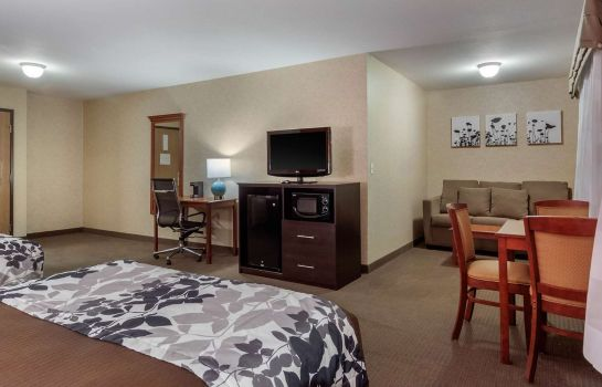 Suite Sleep Inn and Suites Hays I-70
