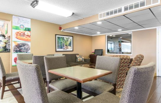 Restaurant Quality Inn and Suites Horse Cave