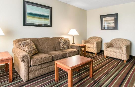 Suite Quality Inn and Suites Horse Cave