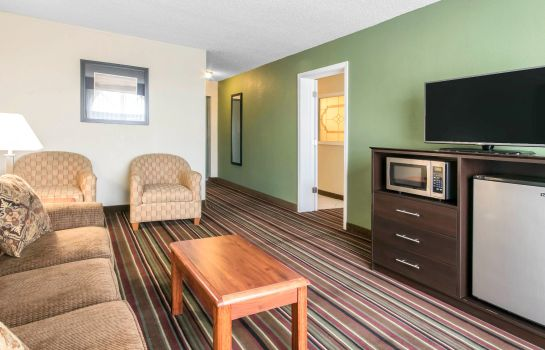 Zimmer Quality Inn and Suites Horse Cave