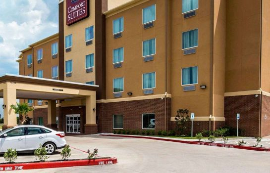 Vista esterna Comfort Suites Northwest - Cy - Fair