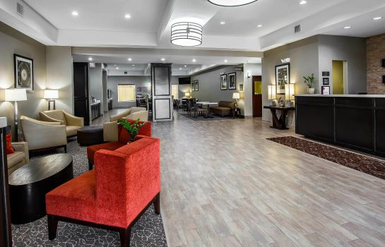 Hall de l'hôtel Comfort Suites Northwest - Cy - Fair