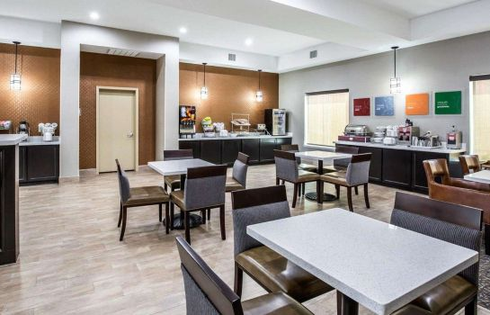 Restaurant Comfort Suites Northwest - Cy - Fair