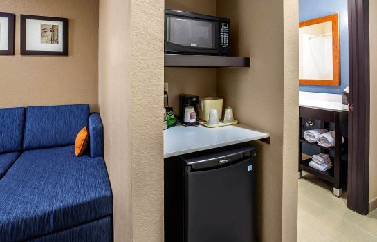 Camera Comfort Suites Northwest - Cy - Fair