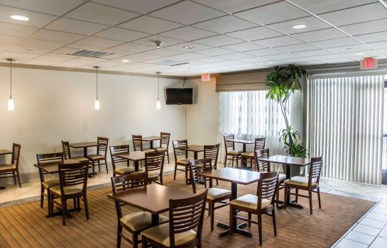Restaurante Sleep Inn & Suites Downtown - Convention Center