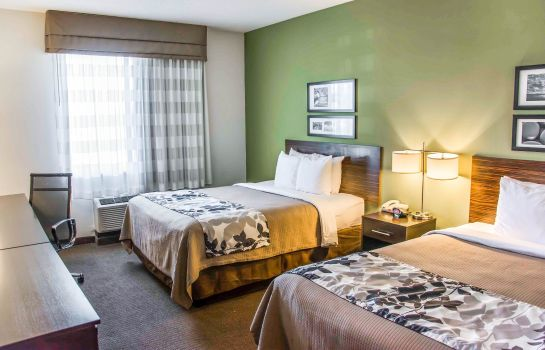 Room Sleep Inn & Suites Downtown - Convention Center