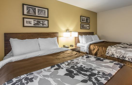 Zimmer Sleep Inn & Suites Jasper