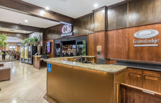 Hol hotelowy Econo Lodge Lake Elsinore Casino