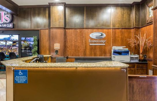 Hotelhalle Econo Lodge Lake Elsinore Casino