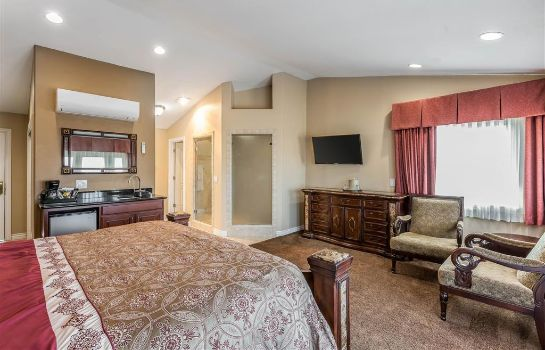 Suite Econo Lodge Lake Elsinore Casino