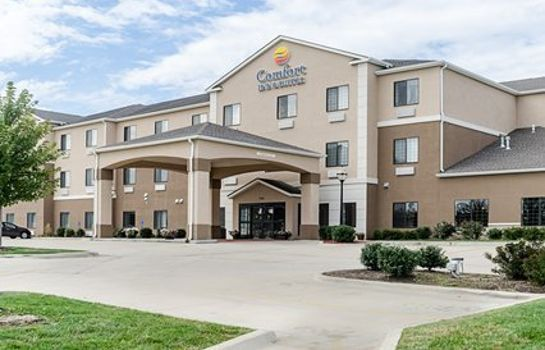 Vista esterna Comfort Inn & Suites Lawrence - University Area