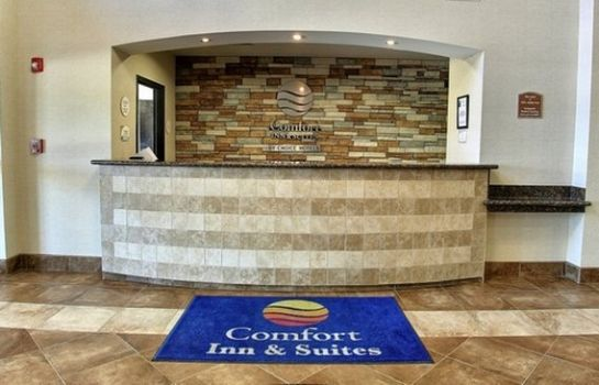 Hotelhalle Comfort Inn & Suites Lawrence - University Area
