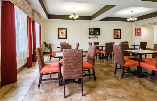 Restaurant Comfort Inn and Suites Lawrence - Univer