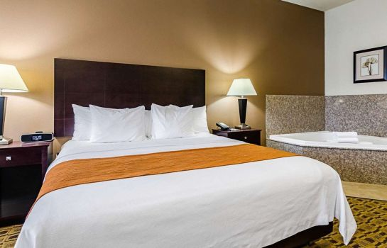 Suite Comfort Inn and Suites Lawrence - Univer