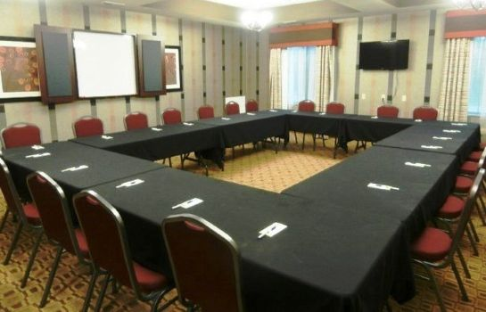 Conference room Comfort Inn & Suites Lawrence - University Area