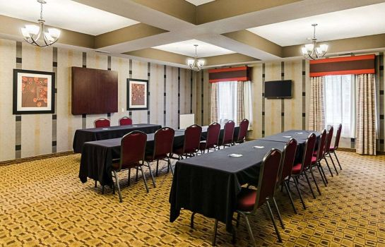 Sala congressi Comfort Inn and Suites Lawrence - Univer