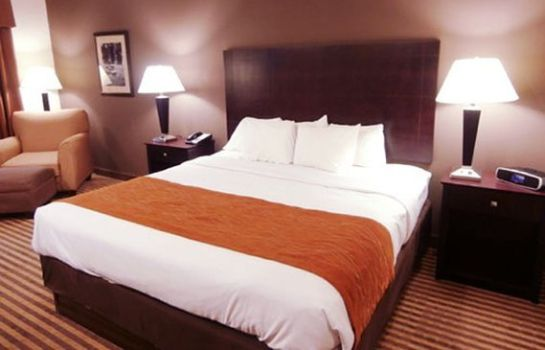 Zimmer Comfort Inn and Suites Lawrence - Univer