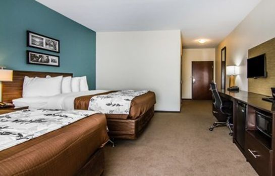 Camera Sleep Inn & Suites Longview North