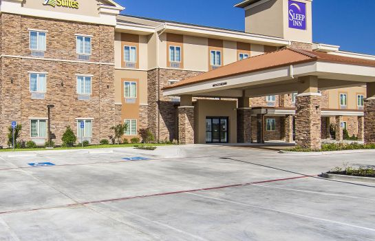 Vista exterior Sleep Inn Lufkin