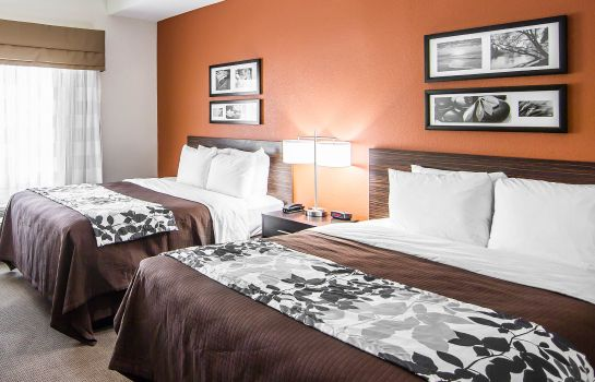 Kamers Sleep Inn Lufkin