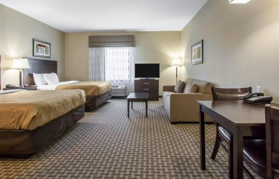 Suite MainStay Suites Meridian